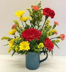 Admin Prof Day mug arrg-APD-1802 from Krupp Florist, your local Belleville flower shop