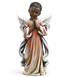 Praying angel girl-Angel17-2 from Krupp Florist, your local Belleville flower shop