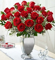 Premium long stem red roses-Blm17-6 from Krupp Florist, your local Belleville flower shop