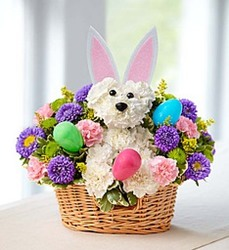 Hoppy Easter from Krupp Florist, your local Belleville flower shop