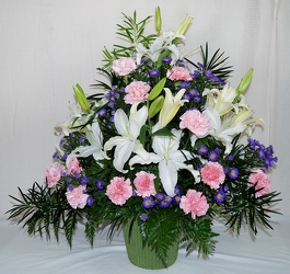 Krupp florist Caring thoughts  from Krupp Florist, your local Belleville flower shop