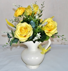 HD=1, KRUPP SUNSHINE BOUQUET from Krupp Florist, your local Belleville flower shop