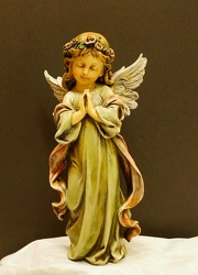 Little girl angel  SS-156 from Krupp Florist, your local Belleville flower shop