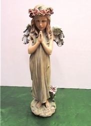 Praying Angel from Krupp Florist, your local Belleville flower shop