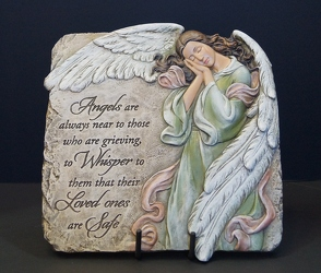 Angels are always near-angel15-8 from Krupp Florist, your local Belleville flower shop