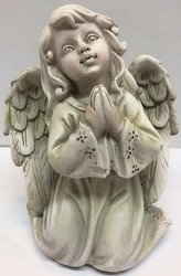 Angel praying-angel19-06 from Krupp Florist, your local Belleville flower shop