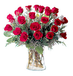 Abundant Rose Bouquet from Krupp Florist, your local Belleville flower shop