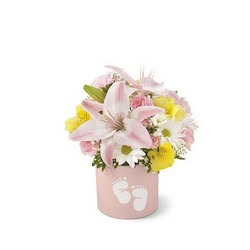 The FTD Sweet Dreams Bouquet - Girl from Krupp Florist, your local Belleville flower shop
