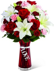 The FTD Expressions of Love Bouquet from Krupp Florist, your local Belleville flower shop