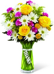 The FTD Thanks Bouquet from Krupp Florist, your local Belleville flower shop
