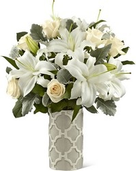 The FTD Pure Opulence Luxury Bouquet from Krupp Florist, your local Belleville flower shop