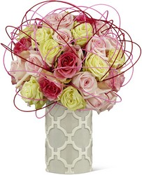 The FTD Perfect Bliss Luxury Bouquet from Krupp Florist, your local Belleville flower shop