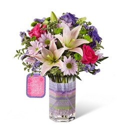 The FTD So Very Loved Bouquet by Hallmark  from Krupp Florist, your local Belleville flower shop