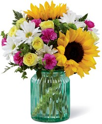 The FTD Sunlit Meadows Bouquet by Better Homes and Gardens from Krupp Florist, your local Belleville flower shop