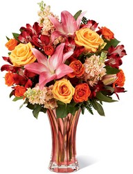 The FTD Touch of Spring Bouquet from Krupp Florist, your local Belleville flower shop