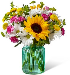 The FTD Sunlit Meadows Bouquet