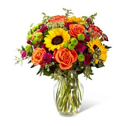 The FTD Color Craze Bouquet from Krupp Florist, your local Belleville flower shop