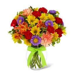 The FTD Light & Lovely Bouquet