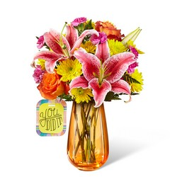The FTD You Did It! Bouquet by Hallmark