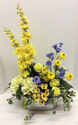 Krupp florist your online flower shop belleville il silk arrangement silk arrg1850 from krupp florist your local belleville flower shop click here for larger image mightylinksfo