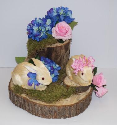 Krupp florist your online flower shop belleville il bunnies and silks silks16 15 from krupp florist your local belleville flower shop click here for larger image mightylinksfo