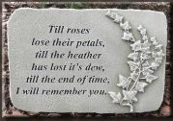 Till roses stone-medium ss-med1901 from Krupp Florist, your local Belleville flower shop