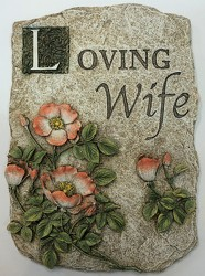 Loving Wife ss-wife from Krupp Florist, your local Belleville flower shop