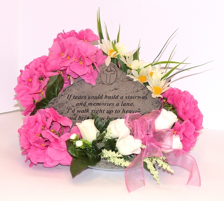 Krupp florist your online flower shop belleville il any small stone stylized with silks ss16sty 3a from krupp florist your local click here for larger image mightylinksfo