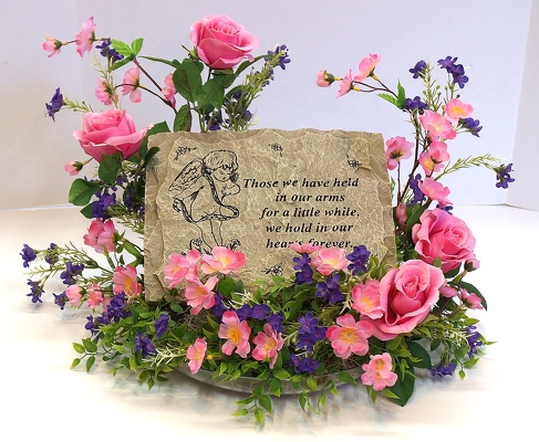 Krupp florist your online flower shop belleville il any small stone stylized with silks ss16sty 5 from krupp florist your local click here for larger image mightylinksfo