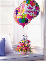 Balloons and Flowers from Krupp Florist, your local Belleville flower shop