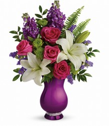 Teleflora's Sparkle And Shine Bouquet from Krupp Florist, your local Belleville flower shop