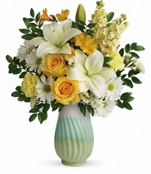Teleflora's Art Of Spring Bouquet from Krupp Florist, your local Belleville flower shop