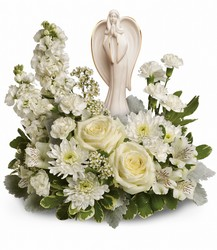 Teleflora's Guiding Light Bouquet from Krupp Florist, your local Belleville flower shop