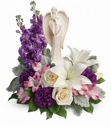 Teleflora's Beautiful Heart Bouquet from Krupp Florist, your local Belleville flower shop