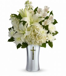 Teleflora's Shining Spirit Bouquet from Krupp Florist, your local Belleville flower shop