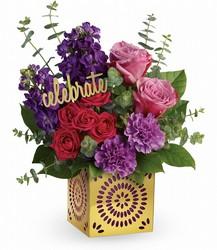 Teleflora's Thrilled For You Bouquet from Krupp Florist, your local Belleville flower shop