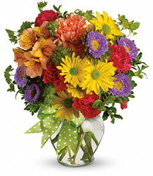 Make a Wish Bouquet from Krupp Florist, your local Belleville flower shop