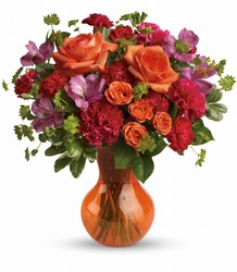 Teleflora Fancy Free Bouquet from Krupp Florist, your local Belleville flower shop