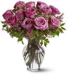Lavender Roses from Krupp Florist, your local Belleville flower shop