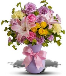 Perfectly Pastel from Krupp Florist, your local Belleville flower shop